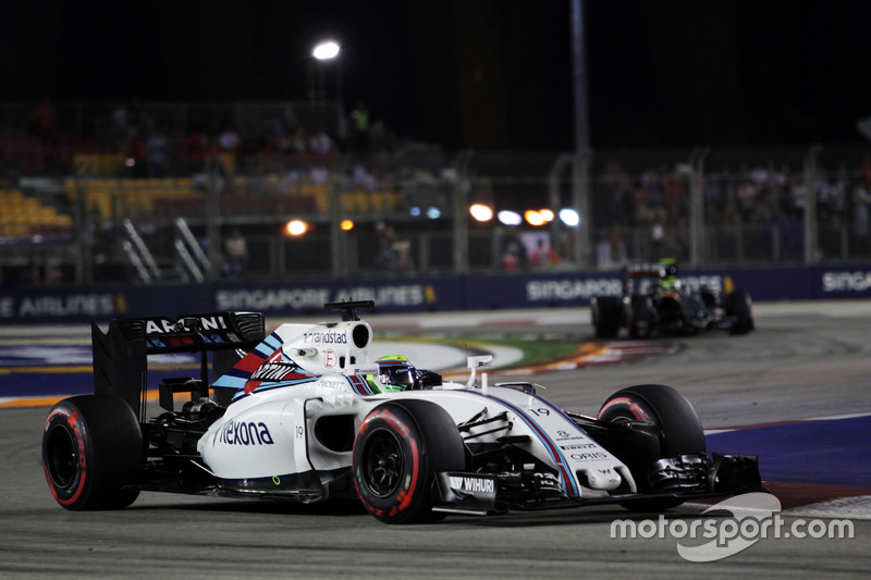 11: Felipe Massa, Williams FW38