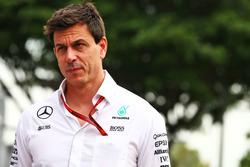 Toto Wolff, Mercedes AMG F1 aandeelhouder en Executive Director