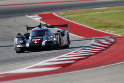 #1 Porsche Team, Porsche 919 Hybrid: Timo Bernhard, Mark Webber, Brendon Hartley