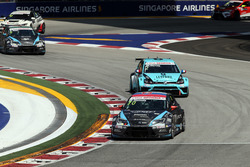 Mato Homola, Seat Leon, B3 Racing Team Hungary and Jean-Karl Vernay, Volkswagen Golf GTI TCR, Leopard Racing