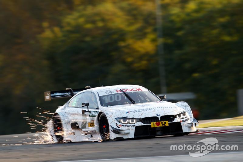 #2: Martin Tomczyk, BMW Team Schnitzer, BMW M4 DTM