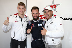 Pole position LMP2 : #21 Dragonspeed Oreca 05 - Nissan: Henrik Hedman, Nicolas Lapierre, Ben Hanley