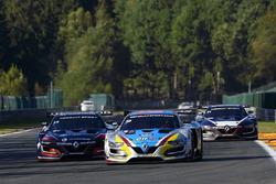 #9 Team Marc VDS Renault RS01: Markus Palttala, Fabian Schiller