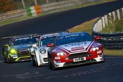 Norbert Bermes, Wolfgang Weber, Hendrik Still, Mathol Racing, Aston Martin Vantage V8