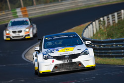 Hannu Luostarinen, Heinz-Otto Fritzsche, Jürgen Fritzsche, Kissling Motorsport, Opel Astra TCR