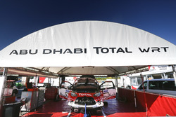 Team Abu Dhabi Total World Rally Team