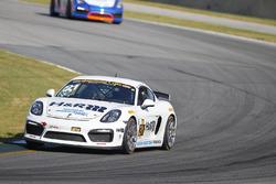 #21 Muehlner Motorsports America Porsche Cayman GT4: Peter Ludwig, Jeroen Bleekemolen