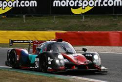 #24 Oak Racing, Ligier JS P3-Nissan: Jacques Nicolet, Pierre Nicolet