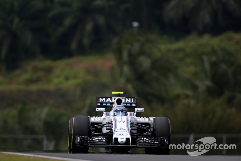 5. Valtteri Bottas, Williams F1 Team