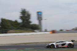 #59 Garage 59, McLaren 650S GT3: Martin Plowman, Andrew Watson