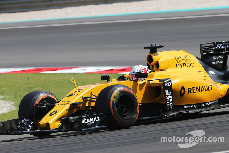 Kevin Magnussen, Renault Sport F1 Team, RS16, Ausfall