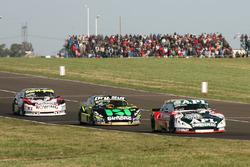 Juan Jose Ebarlin, Donto Racing Torino, Mauro Giallombardo, Alifraco Sport Ford, Diego De Carlo, JC Competicion Chevrolet