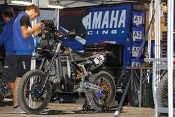 Yamaha-Mechaniker