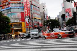 Bosozoku: Daniel Ricciardo und Max Verstappen mit getuntem Auto in Tokio