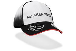 Gorra  McLaren-Honda de Jenson Button 2016