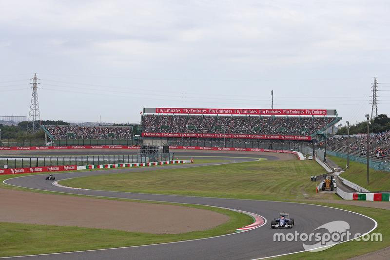 19: Felipe Nasr, Sauber F1 Team