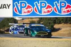#24 De La Torre Racing Aston Martin Vantage V12 GT3: Jorge De La Torre, Caesar Bacarella