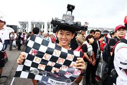 A Fernando Alonso, McLaren fan