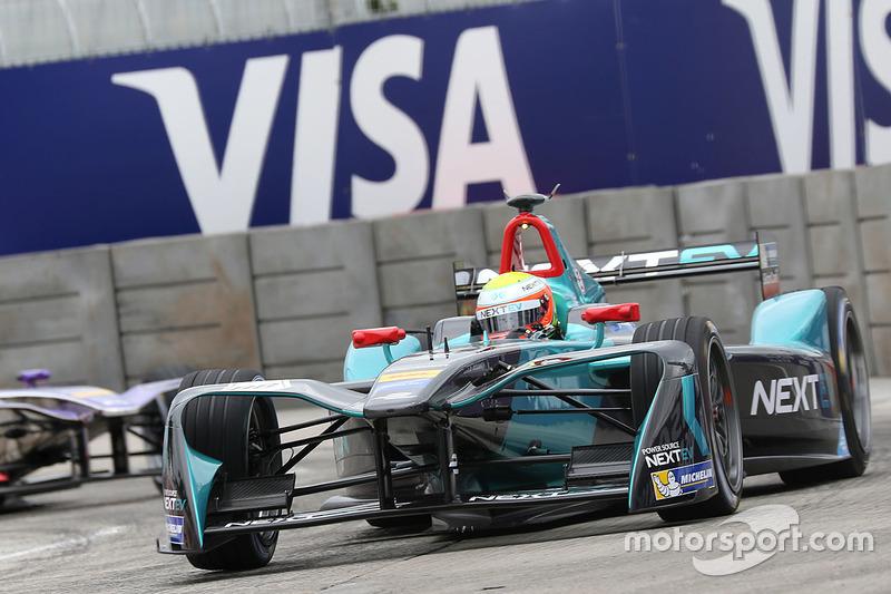 8. Oliver Turvey, NEXTEV TCR Formula E Team