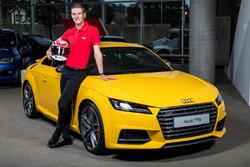 Bekanntgabe: Drew Ridge, Audi TT
