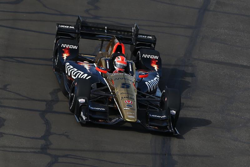 Джеймс Хінчкліфф, №5, Schmidt Peterson Motorsports Honda