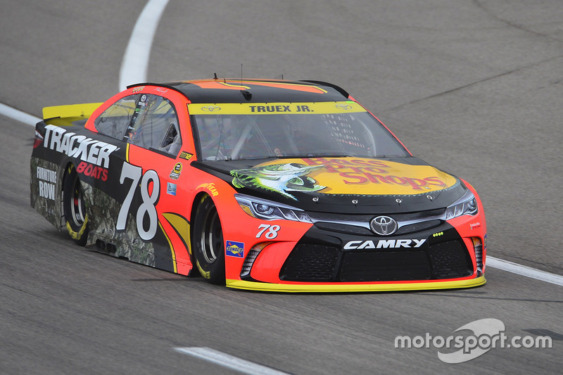 Martin Truex Jr - Furniture Row Racing – Toyota