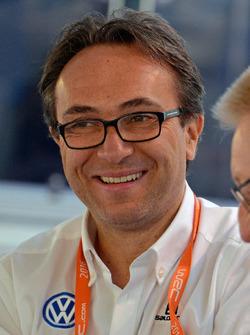 Директор Volkswagen Motorsport Свен Сметс