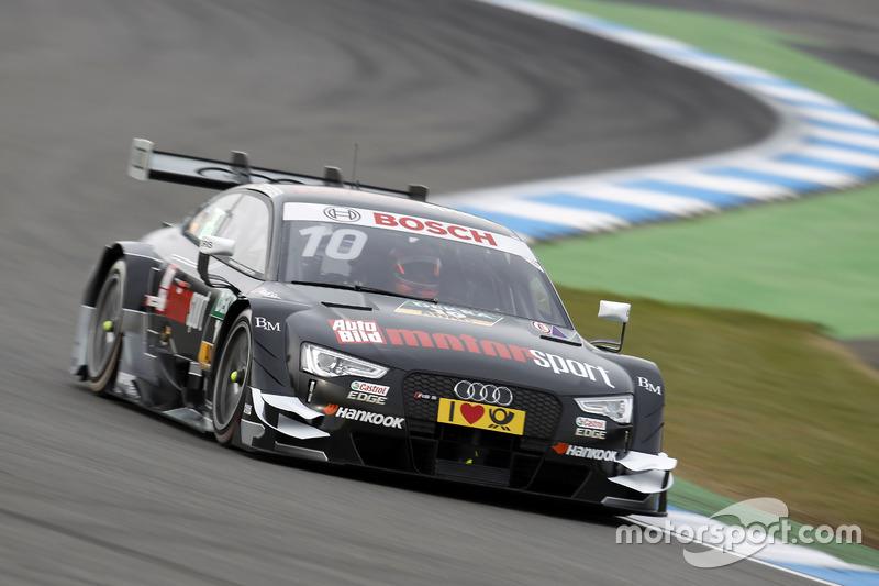 18. Timo Scheider, Audi Sport Team Phoenix, Audi RS 5 DTM
