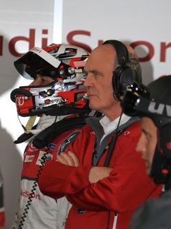 Dr. Wolfgang Ullrich, directeur d'Audi Sport