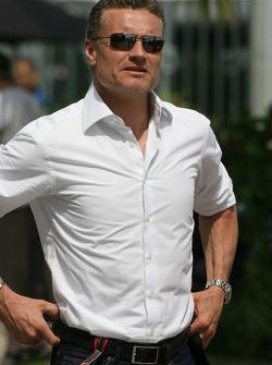 David Coulthard, BBC Televison