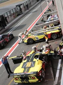 JR Motorsports Nissan GT-Rs