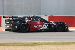 #47 DKR Engineering Corvette Z06: Michael Rossi, Jaime Camara