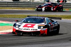 #38 All-Inkl.com Lamborghini Murcielago 67: Marc Basseng, Markus Winkelhock