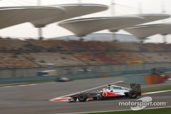 A good day for Jenson Button