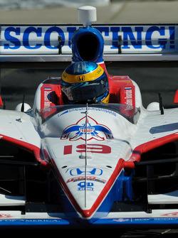 Себастьян Бурде, Dale Coyne Racing