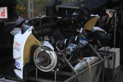 BMW Motorsport BMW M3 GT front end