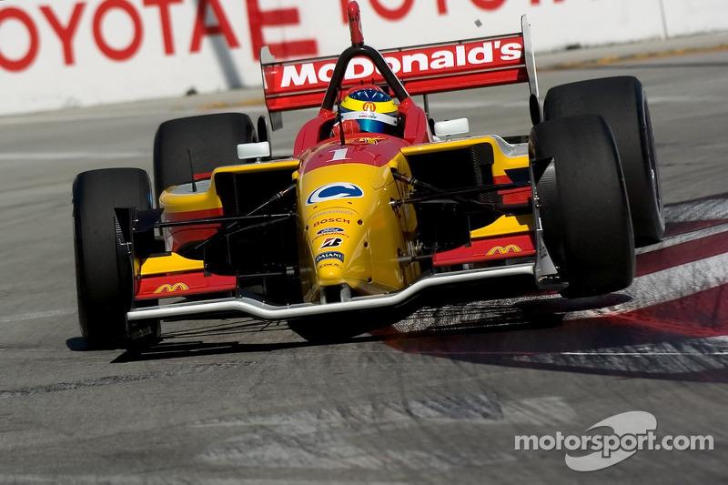 2005 ChampCar: Sebastien Bourdais, Newman/Haas Racing, Lola-Ford