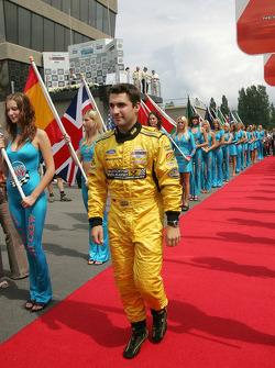 Drivers presentation: Timo Glock