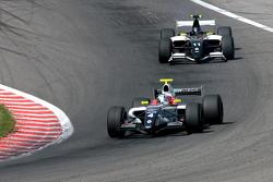 #4ISR: Nathanael Berthon and #11Epic Racing: Sten Pentus