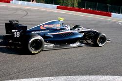 #18Pons Racing: Jean-Karl Vernay