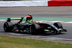 #1Tech 1 Racing: Kevin Korjus