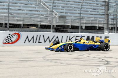 Test à Milwaukee en avril