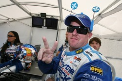 Paul Tracy salutes his Quebec 'fans'