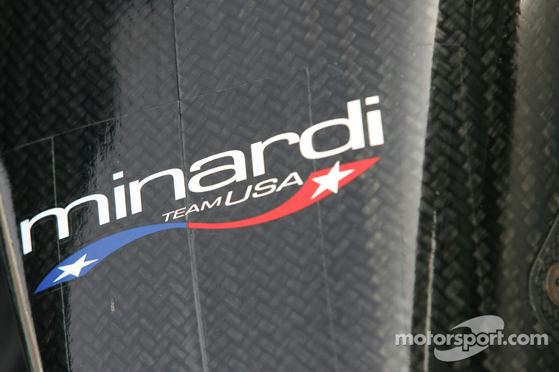 Minardi Team USA