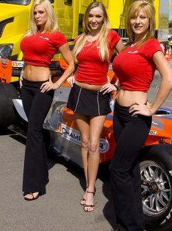 Redback girls
