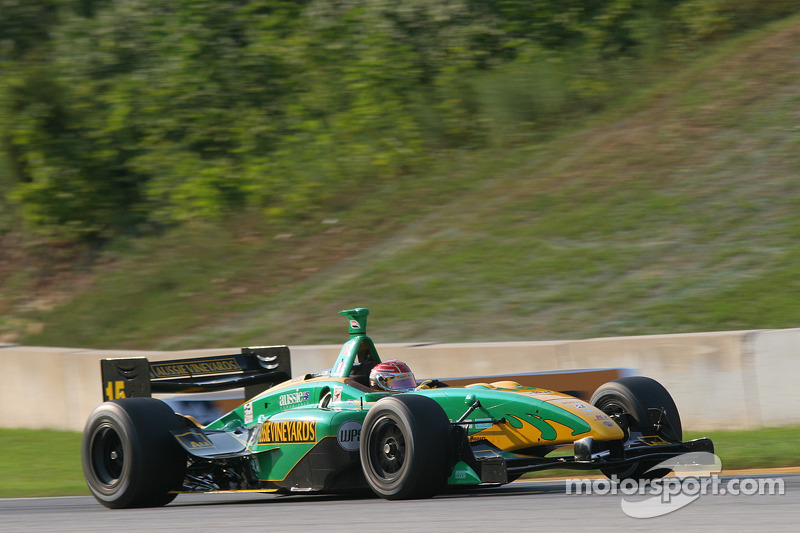Simon in azione a Road America. Tom Haapanen, motosport.com
