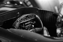 Steering wheel of Ernesto Viso