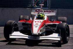 Mario Dominguez in escape road