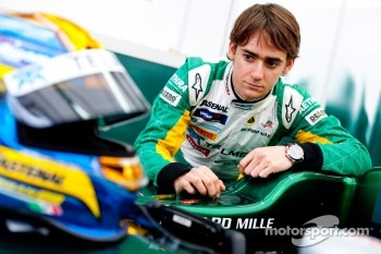 Esteban Gutierrez missed his F1 debut