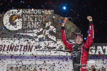 Kyle Busch celebrates 48th series win